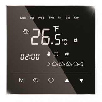 IQ Thermostat Black Diamond