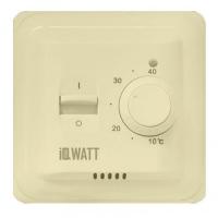 IQ Thermostat M (слоновая кость)