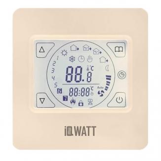 IQ Thermostat TS (слоновая кость)
