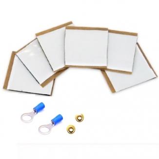 Монтажный набор для инфракрасной пленки (с люверсами)