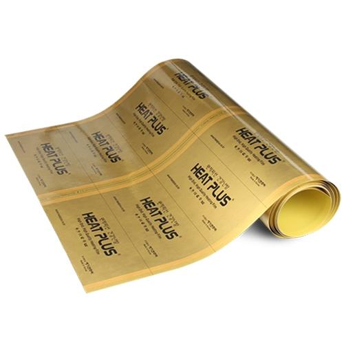 Пленочный теплый пол Heat Plus 14 Gold (220 Вт, 50 и 100 см): цена в СПб | купить в интернет-магазине Теплый Пол Маркет