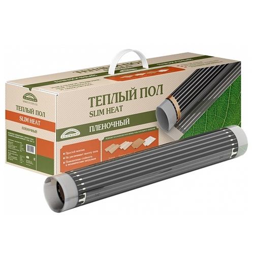 Пленочный теплый пол Slim Heat (220 Вт, 50 см) ПНК: цена в СПб | купить в интернет-магазине Теплый Пол Маркет